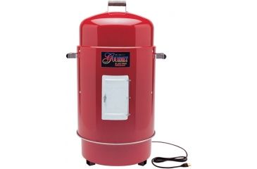 Brinkmann Outdoors Gourmet Electric Smoke & Grill 810-7080-K