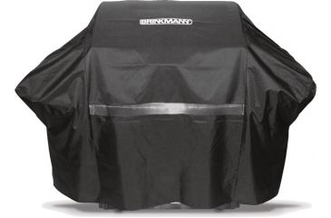 Brinkmann Outdoors 65in Premium Grill Cover, Black 812-9096-S