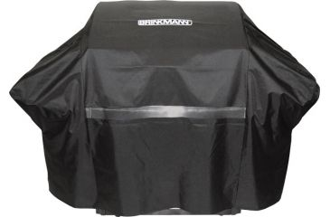 Brinkmann Outdoors 82in Grill Cover, Black 812-9097-S