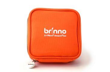 Brinno Time Lapse Camera Pouch, Orange, Small ATP100