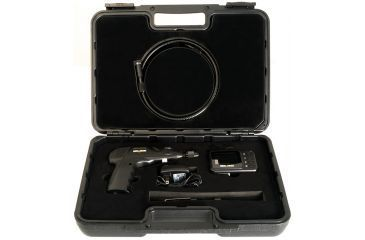 Brite Strike Tactical Observation Camera Flashlight TOC-100 - Open case with contents