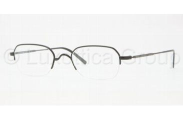 Brooks Brothers BB 1013 BB1013 Progressive Prescription Eyeglasses 1004-4820 - Black Frame