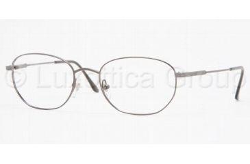 Brooks Brothers BB 189 Eyeglasses Styles 50 mm Lense Diameter / Dark Steel Frame, 1081-5019