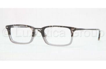 Brooks Brothers BB 2010 BB2010 Bifocal Prescription Eyeglasses 6054-5019 - Black Tortoise Frame, Demo Lens Lenses
