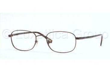 Brooks Brothers BB 363 Eyeglasses Styles Black Frame w/Non-Rx 50 mm Diameter Lenses, 1135S-5019, Brooks Brothers BB 363 Eyeglasses Styles Black Frame w/Non-Rx 50 mm Diameter Lenses