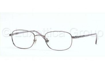 Brooks Brothers BB 363 Eyeglasses Styles Gunmetal Frame w/Non-Rx 50 mm Diameter Lenses, 1150-5019, Brooks Brothers BB 363 Eyeglasses Styles Gunmetal Frame w/Non-Rx 50 mm Diameter Lenses