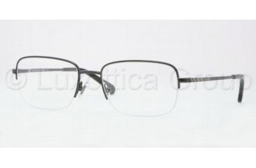 Brooks Brothers BB1004 Eyeglass Frames 1536-5218 - Black Frame
