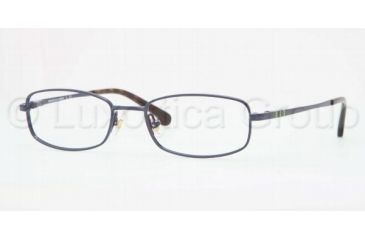 Brooks Brothers BB1009 BB1009 Bifocal Prescription Eyeglasses 1505-4717 - Navy Frame