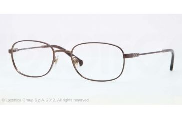 Brooks Brothers BB1014 BB1014 Eyeglass Frames 1571-50 - Bronze Frame, Demo Lens Lenses