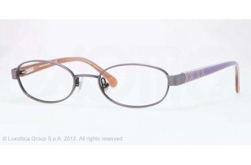 Brooks Brothers BB1021 Eyeglass Frames 1625-46 - Lavender Frame