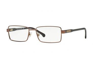 27fbe6c7c86 Brooks Brothers BB1028 Eyeglass Frames 1538-53 - Brown Frame