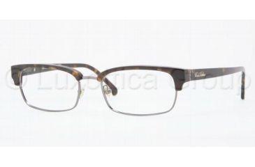 Brooks Brothers BB2002 Bifocal Prescription Eyeglasses 6001-5218 - Dark Tortoise