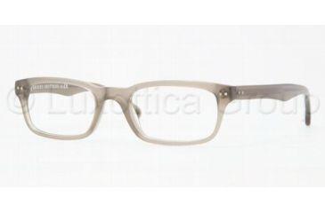 Brooks Brothers BB2003 Eyeglass Frames 6043-5120 - Taupe Frame, Demo Lens Lenses