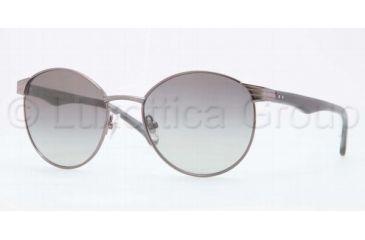 Brooks Brothers BB4010S BB4010S Single Vision Prescription Sunglasses BB4010S-150711-5118 - Lens Diameter 51 mm, Frame Color Gunmetal