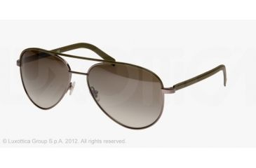 Brooks Brothers BB4015Q Sunglasses 15678E-59 - Gunmetal