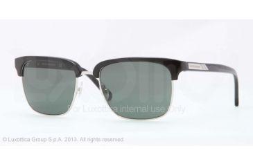 Brooks Brothers BB4021 Bifocal Prescription Sunglasses BB4021-600071-53 - Lens Diameter 53 mm, Frame Color Black