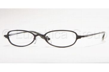Brooks Brothers BB434T Eyeglasses 1154T-4917 - Matte Black