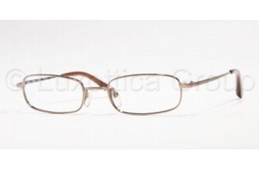Brooks Brothers BB441T Eyeglasses 1161T-4417 - Brown