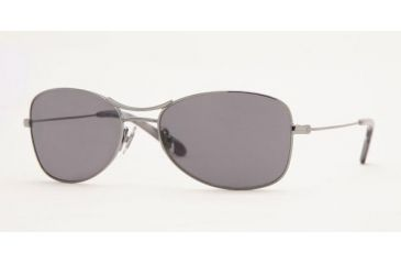 Brooks Brothers BB454S-129073-5517 Sunglasses with Lined Bifocal Rx Prescription Lenses Whine Frame