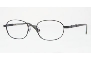 Brooks Brothers BB489 #1500 - Black Frame