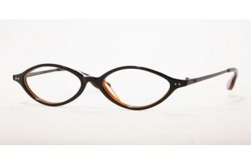 Brooks Brothers BB699 Eyeglasses with No-Line Progressive Rx Prescription Lenses