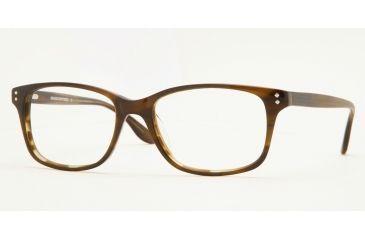 ddadcac15135 Brooks Brothers BB711 Bifocal Eyeglasses Olive Frame / 52 mm Prescription  Lenses, 5107-5217