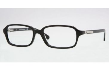 Brooks Brothers BB731 #6000 - Black Frame