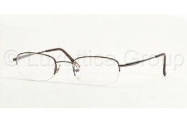 Brooks Brothers Eyeglass BB306 - 1138-4720 - Havana