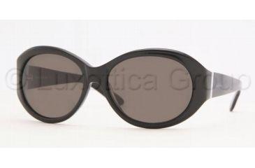 Brooks Brothers Sunglasses BB704S 500387-5616 - Black Gray