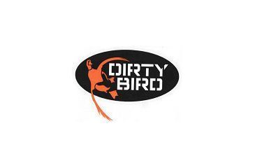 Browning 3922260572 5in Oval Black Orange Decal