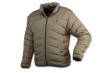 Browning 700 Fill Power Down Jacket Tan S 3047663201