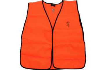 Browning Adult Blaze Vest with Velcro 174276