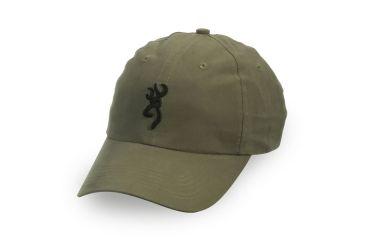 Browning Atka Lite Cap, Sage/Black, Adult cap adjustable fit 308240541