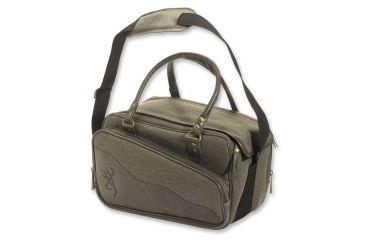 Browning Birch Creek Olive Two Pistol Range Bag 121106849