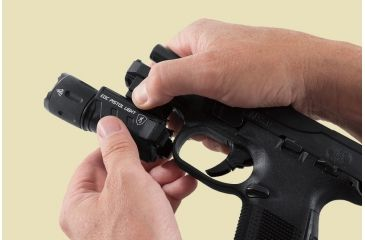 3-Browning Black Label EDC Pistol Flashlight