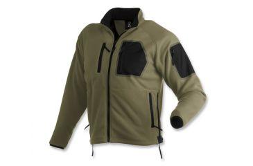 Browning Black Label - Firepower Fleece Jacket, Black, M 3043839902
