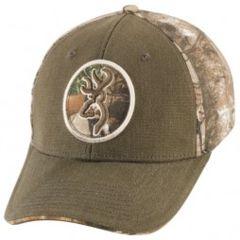 Browning Cap, Dakota Canvas Loden/RTX 308358241
