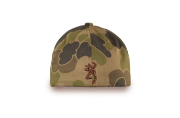 Browning Cap, Flashback Bubble Camo S/M 308704292