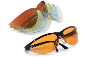 1-Browning Claymaster Shooting Glasses 12715