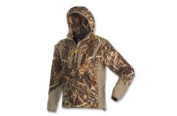 Browning Dirty Bird Fleece Pullover, Mossy Oak Duck Blind, S 3016041701