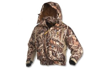 Browning Dirty Bird Insulated Wader Jacket, Mossy Oak Shadow Grass Blades, S 3043012501
