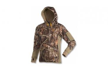 84467e6c862ff Browning Dirty Bird Smoothbore Fleece Hoodie, Mossy Oak Shadow Grass Blades,  M 3016062502