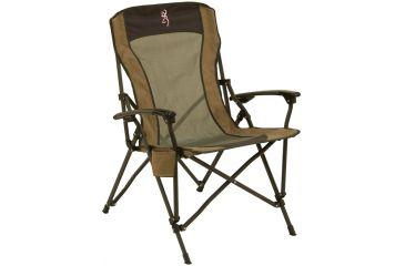 Browning Fireside Chair, Pink Buckmark 100830