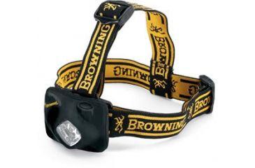 Browning Black Ice 5 LED Headlamp, Black, Model 8161