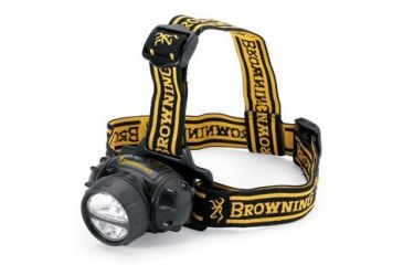 Browning Black Ice 3 Xenon with 3 LED Headlamp 3718191