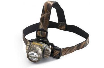 Browning Black Ice Xenon + 3 LED Headlamp, MOSG, Model 8211