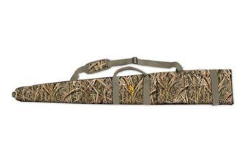 1-Browning Skimmer Zipper Floater Mossy Oak Shadow Grass Blades Shotgun Case