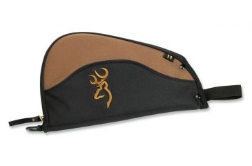 Browning Flexible Gun Case Hidalgo 2TN Brown/Black 11in. 1430418811