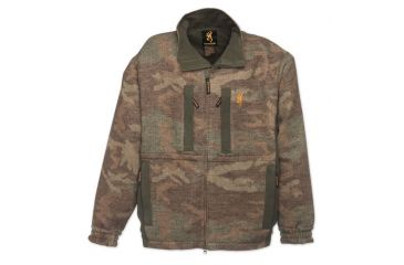 Browning Full Curl Wool Jacket, All Terrain, S 3041982901