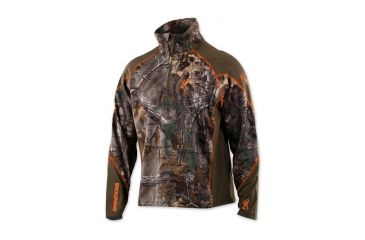 Browning Hell's Canyon Shirt Base Layer 1/4Zip RTX S 3018052401